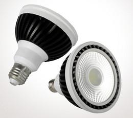 b22 levou 35w Desconto preço de atacado Regulável COB Bulbo conduzido PAR30 15W E27 Cob levou lâmpada LED Spot lâmpada Quente Branco Frio Natural White AC85-265V / AC110V / AC220V