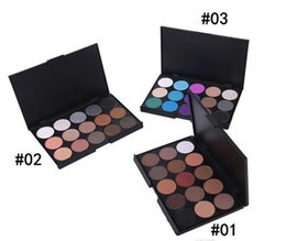 Wholesale Color Pigments For Eyeshadow - Best Seller fashion 15 Color Matte Pigment Eyeshadow Palette Cosmetic Makeup Eye Shadow Palette for women