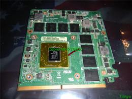 Wholesale Ati Radeon Hd 1gb - Wholesale-For ASUS G73 REV:2.0 G73JH Graphic VGA Card ATI DDR5 ATI Mobility Radeon HD 5870 1GB Video Card 60-NY8VG1000-C02 Fully Tested OK