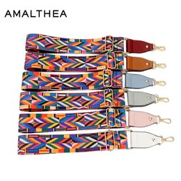 Wholesale Replacement Bag Strap -  AMALTHEA Shoulder Straps For Handbags And Crossbody Bag Strap Replacement Flower Accessories For Bags Parts Adjustable Belt Bag