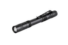 2019 led-scheinwerfer fernschalter Stift Licht Tragbare Mini LED Taschenlampe CREE XPE-R3 Blitzlicht 300LM Jagd Camping Lampe