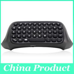 Wholesale Keyboard Microsoft - Malloom 2016 Mini 2.4G Wireless Keyboard For Xbox One Microsoft Console Controller Free shipping Black 010211