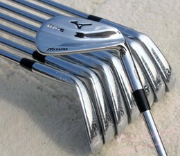 Wholesale Forged Iron Sets - Cindy New Store MP5 Forged Golf Irons Set Steel Shaft Regular Stiff Available