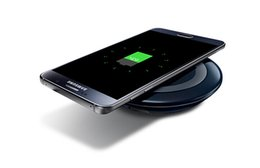 Wholesale Apple Pad Dock - Newest Wireless Charger Charging Pad for Samsung Galaxy S6 S7 edge G9200 For S6 Edge G9250 G9200 For S6 edge Plus Fast Charge