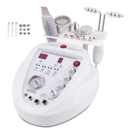 microdermabrasion machines for sale Coupons - Diamond Microdermabrasion Bio Microcurrent Face Lifting Whitening Photon Anti-aging Ultrasound Scrubber Skin Rejuvenation Machine for Sale