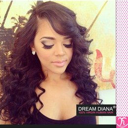 Wholesale Cheapest Brazilian Virgin Hair - 6a Unprocessed Virgin Hair Body Wave Cheapest Brazilian Hair With Closure Hair Bundles With Lace Closures Hair Body Wave 3 Bundles Online