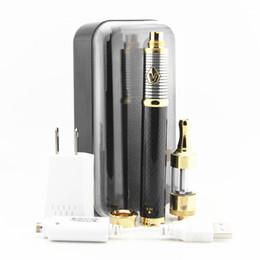 Wholesale Electronic Cigarettes Start Kit - Electronic Cigarette Vision spinner 3 start kit E Cigarette kits 1650mah Battery with protank 2 atomizer e cig kit top vapor vaporizer pen