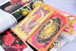 Wholesale Super Mario Game Card - Cardcaptor Sakura Cos Sets 52&55 Card Captor Sakura Magic Cards Mahou Clow Cards Game Cosplay Playing Game Prop Cards