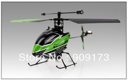 Wholesale Wltoys V912 Wholesale - Wholesale-Wholesale 3pcs lot WLToys V911-1 RC Helicopter 2.4G 4CH Single Blade Gyro VS V911 V912 V922 V959 Hot