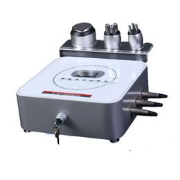 Wholesale Tripolar Rf Home Use - Mini radio frequency cavitation tripolar rf machine for home use