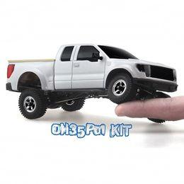 Wholesale Carbon Fiber Car Kits - Orlandoo F150 OH35P01 KIT Assemble Climbing RC Car Parts Version