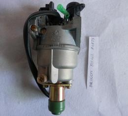 Wholesale Carburetor Generator - CARBURETOR W  SOLENOID AUTOMATIC CHOKE FOR HONDA GX390 188F FREE POSTAGE 5 KW GENSET CARB 6.5KW GENERATOR CARBURETER
