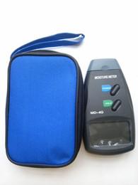 2019 medidor húmedo NUEVO Digital Wood Moisture Damp Detector Meter Tester Envío gratis medidor húmedo baratos