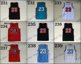 Wholesale Quick Drying - #23 2015 Cheap Rev 30 Basketball Jerseys Embroidery Sportswear Jersey S-3XL 44-56 free shipping new arrival
