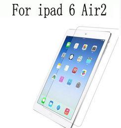 Wholesale Ipad2 Screen Cover - Clear Screen Protector Film Guard Skin Case Cover for iPad Air 2 iPad Air ipad 6   ipad mini 3 retina With Retail Package