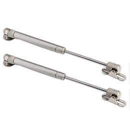 Wholesale Hinge Wholesale Cabinet - Door Lift Support Furniture Gas Spring Cabinet Kitchen Cupboard Hinges Lid Stays Soft Open close For Lift Up Opening Cabinet Door Panels
