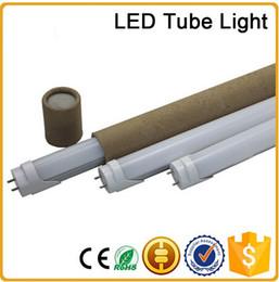 nuove lampade fluorescenti Sconti Nuovi arrivi CE ROHS FCC + 3ft 900mm T8 Led Tube Light High Super Bright 14W Warm Cold White Led Lampadine fluorescenti AC85-265V