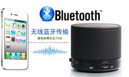Wholesale Home Radio Stereo - Bluetooth Speakers Mini Wireless Portable Speaker HI-FI Music Player Stereo Subwoofers Home Audio Support TF Card FM Mp3 Player