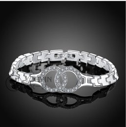 Wholesale Sterling Silver Watch Bracelets - European and American trade selling classic watch bracelet, LKNSPCH415