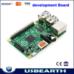 Wholesale Raspberry Pi Model B Board - Rev 3.0 512M Raspberry Pi Model B+ Project development Board