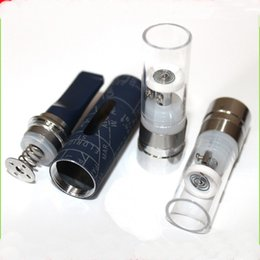 Wholesale Dry Herb Cloud - 2015 New Snoop Dogg Atomizer Dry Herb Vaporizer Electronic Cigarette Cloud Dry Herb Atomizer For Micro g snoop dogg Epacket
