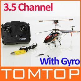 2019 ch rc helicóptero Nuevo helicóptero teledirigido RC 3.5 infrarrojo del CH con el girocompás rojo / verde envío libre dropshipping orden al por mayor $ pista 18Nadie ch rc helicóptero baratos