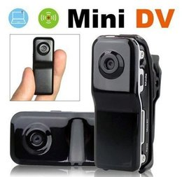 Wholesale Digital Web Cam - 1PCS lot MD80 Mini Camcorder Sport Video Recorder Digital Cam Spy Hidden Web Camera DVR Drop Shipping
