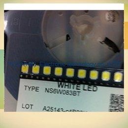 Wholesale Light Emitted Diodes - 0.7WNS6W083BT original lamp LED light-emitting diode lamp beads subtypes point contact family day order<$18no track