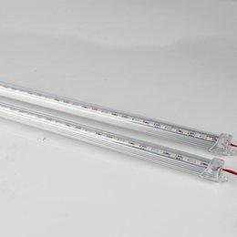 Wholesale Dropship Housing - Wholesale-0.5m Dropship 5630 0.5m LED Bar 12V Hard Rigid Strip Bar Light 36leds + Aluminium Alloy Shell Housing CE RoHS