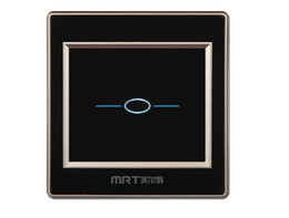 Wholesale touch screen light switches - MRT-M50 Luxury Crystal Glass Switch Panel AU US EU Standard 110~250V Touch Screen Wall Light Switch order<$18no track