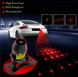 seoul führte lichter Rabatt Hochleistungsauto-Antikollisionslaser dekorative Lampe hintere Warnung Rücklichter Lizenz Auto Brake Parking Lamp