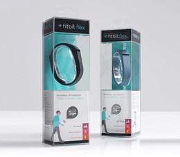 fitbit inalámbrico Rebajas Moda Fitbit Flex Muñequera Actividad inalámbrica Sueño Deporte fitness Rastreador smartband IOS Android Smartphone pulsera Pulseras para relojes inteligentes