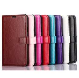 Wholesale Wallet Cover For Iphone 4s - Wallet PU Leather Case Cover Pouch with Card Slot Photo Frame Caese iPhone 4S 5S 6 6S PLUS S5 S6 EDGE NOTE 5