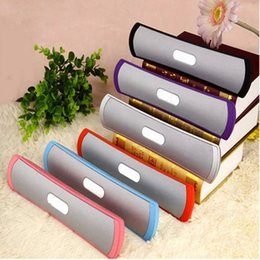 Wholesale Horn Subwoofer - Colorful B13 Bluetooth Speakers Muiti-function Wireless Mini Portable Audio Players With Double Horns Gift Box BE13 speaker MIS081