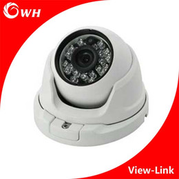 Wholesale Security Cameras Dome Housing - CWH-A4204H AHD Dome Camera CCTV with metal Housing and white color and 1MP 1.3MP 2MP Resolution CCTV 1080P Security CCTV Dome Camera