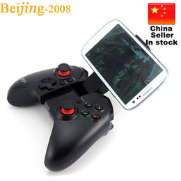 Wholesale Ipega Bluetooth Controller Android - Hot IPEGA PG-9033 Bluetooth V3.0 Wireless Telescopic Gaming Controller Gamepads for iOS Android Phones Tablets iPhone iPad Samsung 010209