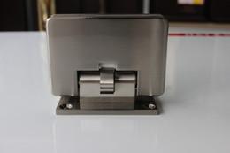 Wholesale Shower Clamps Hinges - [Enterprise] Central Purchasing zinc alloy kitchen bathroom clip 90 degrees shower glass door hinge glass clamp