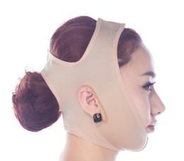 İnce yüz maskesi yüz zayıflama maskesi yüz bakımı cilt çene yüz Yanak zayıflama v-line yüz germe bandaj Yeni ince maske anti-sarkma güzellik yüz maskesi nereden
