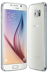 Wholesale S6 Android Phone - Classic Original phone Samsung Galaxy S6 Edge G9250 G925F Mobile Phone Octa Core 16.0MP Camera 32 64GB Refurbished Android Phone