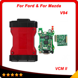 Wholesale Vcm Ids Ford Mazda - 2016 New Arrival Best Quality Multi-Language Professional VCM II IDS V94 Diagnostic Tool VCM 2 Scanner for Ford & for Mazda In stoc