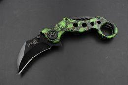 Wholesale Sog Knives Sale - Hot sale SOG Claw Karambit knife 440C 59HRC blade G10 Handle EDC knife Outdoor Survival Tactical Knives Popular knife E114L