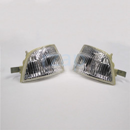 Wholesale ford signal - Car Rearview Lamp For Ford Focus C-max 2003-2013 Mirror Turn Signal Side Light Right and Left