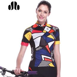 Wholesale Sobike Woman Jersey - 2014 Hot SOBIKE Women's Outdoor Sportswear Bike Bicycle Cycling Cycle Clothing Short Sleeve Jersey Jacket Grammy