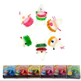 Wholesale Sex Fun Toys - 6pcs Wholesale Mix Sex Fun Toy Spike Latex Lubricated Special Enhanced Condom Bob