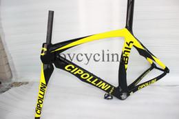 Wholesale Cheapest Carbon Fibre Bikes - Cheapest bicycle frames carbon road Cipollini rb1000 carbon fiber bike frame Mcipollini rb1000 carbon frames road bike BB68 or BB30 options