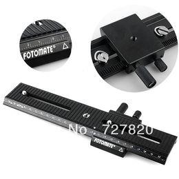 "Wholesale Macro Focusing Rail Slider - Wholesale-LP-02 200mm Movable Range 2 Way Macro Focusing Rail Slider 1 4"" Screw LP02"
