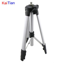 Wholesale Laser Bracket - Wholesale-Kaitian Tripod for Laser Level with Extension Rod and Adjustable Height Plus Additional Detachable Angle Adjustment Bracket