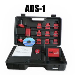 Wholesale Car Diagnostic Scanner Pc - 2015 ADS tester PC automotive diagnostic car tester ADS-1 decoder automotive fault diagnostic computer ADS 1 Scanner