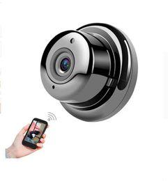 Wholesale Mini Security Cameras Wifi - Q1 720p Camera VR Mini Wireless Camera WIFI Infrared Night Vision Security Network Monitor Motion Detection Secret Camera