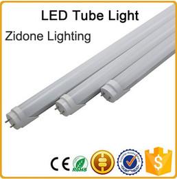 nuove lampade fluorescenti Sconti Nuovi arrivi CE ROHS FCC + 5ft 1500mm T8 Led Tube Light Alta Super Bright 25W Warm Cold White Led Lampadine fluorescenti AC85-265V